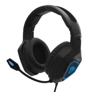 Stereo Headphone Media-Tech COBRA PRO YETI MT3599 3.5mm for Gamers with Microphone