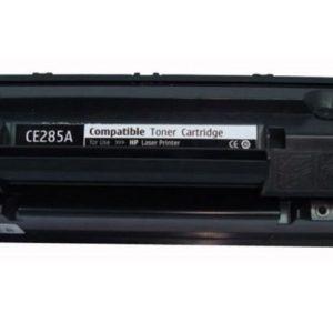 Toner HP Συμβατό CB435A Σελίδες:2000 Black για Laserjet -P1005