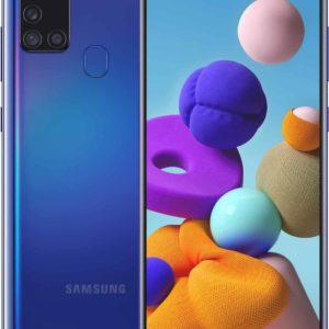 Samsung SM-A217F Galaxy A21s Dual Sim 6.5'' 4G 3GB/32GB NFC Blue