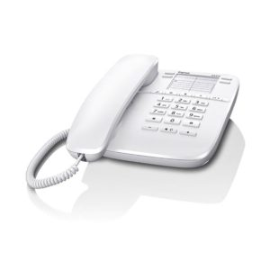 Corted Telephone Gigaset DA410 White