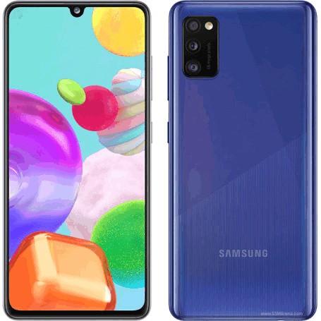 """Samsung SM-A415F/DS Galaxy A41 Dual Sim 6.1"""" 4GB/64GB NFC Blue"""