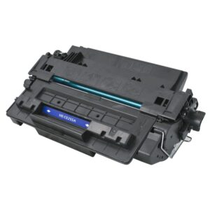 Toner HP CANON Compatible CE255A 724 Page:6000 Black για LaserJet Enterprise-P3015