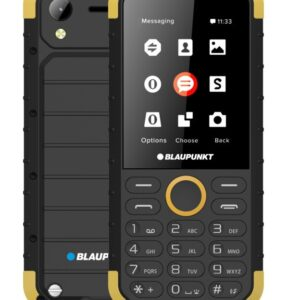 Blaupunkt Sand Rugged Phone Yellow