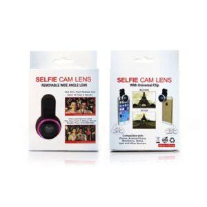 selfie cam lens purple