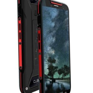 Cubot Quest Lite 4G Black-Red