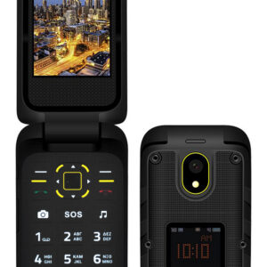 Vertex K205 Dual Sim with Camera. 2 Displays