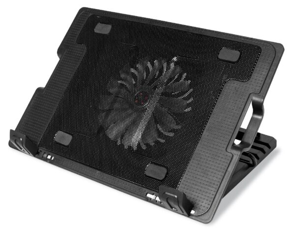 "Laptop Cooler Media-Tech MT2658 Black for Laptop up to 15.6"""
