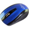 Wireless Mouse Media-Tech Raton Pro MT1113B 1200cpi with 3 Buttons Black-Blue