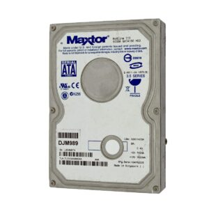 "Refurbished Hard Disk Maxtor 300GB 3.5"" HDD SATA"
