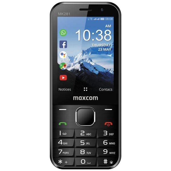 "Maxcom MK281 KaiOS 2.8"" 512MB/4GB 4G VoLTE"