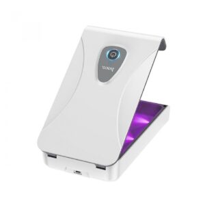 UV Disinfection Box Hoco S1 PRO with sterilation rate 99.9% and sterilitation in 1 minute