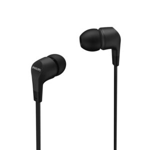 Hands Free Philips in-Ear HS Stereo 3.5mm TAE1105BK/00 Black With Microphone