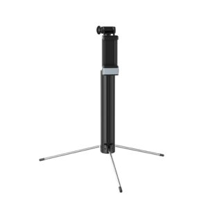 Selfie Stick Hoco K10A Wireless Extendible Black with Tripod