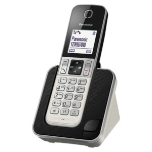 Dect/Gap Panasonic KX-TGD310GRW with Intercom Function and Baby Monitor White