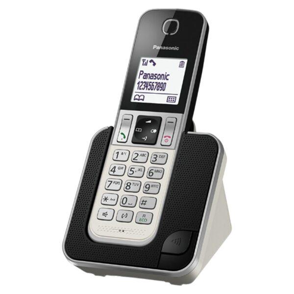 Dect/Gap Panasonic KX-TGD310GRW with Intercom Function and Baby Monitor White