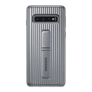 Standing Cover Samsung EF-RG973CSEG G973F Galaxy S10 Silver