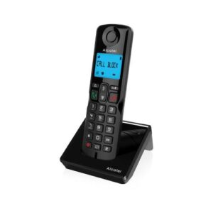 Dect Alcatel S250 with Call Block Black