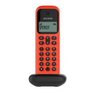 Dect Alcatel D285 Red