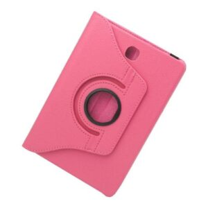 Case inos Samsung T715 Galaxy Tab S2 8'' 360 Rotating Fuchsia
