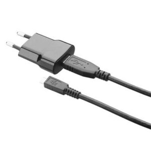 Travel Charger BlackBerry 750mAh & Micro USB Cable