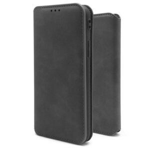 Flip Book Case inos Apple iPhone 8/ iPhone SE (2020) C-Folio Smoke Grey