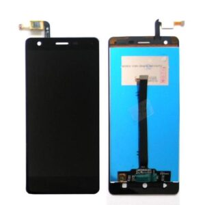 LCD with Touch Screen ZTE Blade V770 Black (OEM)