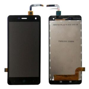 LCD with Touch Screen ZTE Blade L3 Black (OEM)
