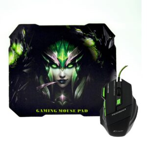 Wired Gaming Mouse Keywin 7D with 7 Buttons