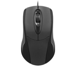 Wired Mouse Natec Ruff NMY-0877 Black