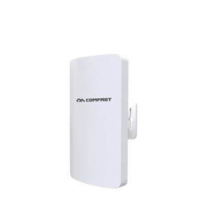 Wifi Repeater / Extender Comfast CF-E120A 300Mbps for Outdoor Usage Compatible a Monitor Project Partner