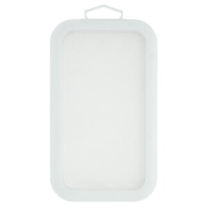 Blister Packaging Case White with Transparent Display 11