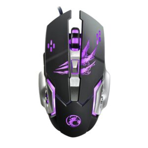 Wired Mouse iMICE Apedra A8 Gaming 6D with 6 Buttons