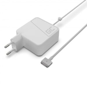 Power Supply Green Cell AD48 for Apple Macbook 45W / 14.5V 3.1A / Magsafe 2