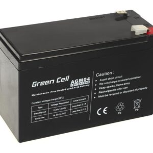 Battery for UPS Green Cell AGM  (12V 7Ah) 2kg 151mm x 65mm x 94mm