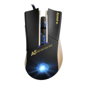 Wired Mouse iMICE Apedra A5 Gaming 7D with 7 Buttons
