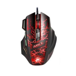 Wired Mouse iMICE A7 Gaming 7D with 7 Buttons