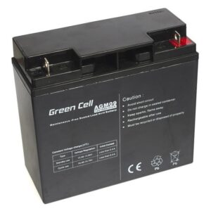 Battery for UPS Green Cell AGM09 AGM (12V 18Ah) 5