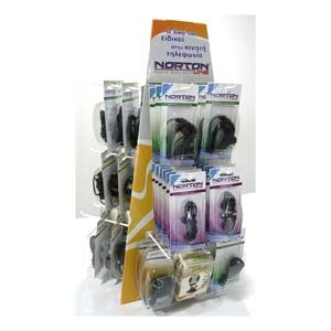 Paper Stand Nortonline for 84 Cases