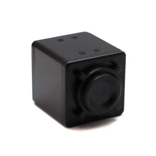 Digital Industrial Microscope Camera 2.0MP VGA with 8Χ-100X Zoom C-mount Lens