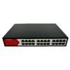 Ethernet Switch Tengfei HC-F1024D 5*10/100Mbps 24 Port Black 24W