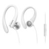 Hands Free Philips in-Ear HS Stereo 3.5mm TAA1105WT/00 White With Microphone