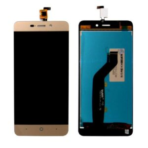 LCD with Touch Screen ZTE Blade A452 Gold (OEM)