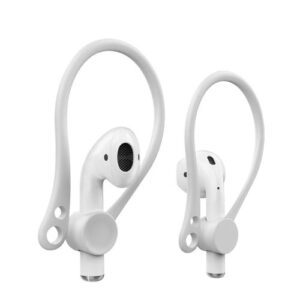 Silicon Earhooks AhaStyle Sport PT78 Apple Airpods Sports White