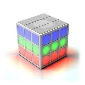Portable Bluetooth Led Speaker Rubik's SoundCube