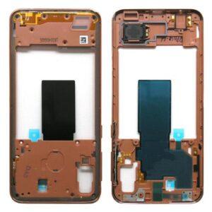 Middle Plate Samsung A405F Galaxy A40 Coral (Original)