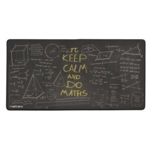Mousepad Natec Maths NPO-1455 Maxi 80x40cm (1pc)