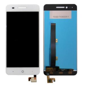 LCD with Touch Screen ZTE Blade A610 White (OEM)