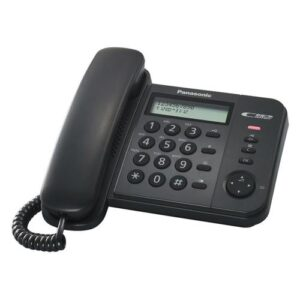 Land Line Panasonic KX-TS560EX Black