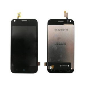 LCD with Touch Screen ZTE Blade L110 Black (OEM)