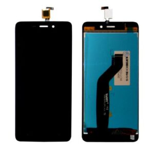 LCD with Touch Screen ZTE Blade A452 Black (OEM)